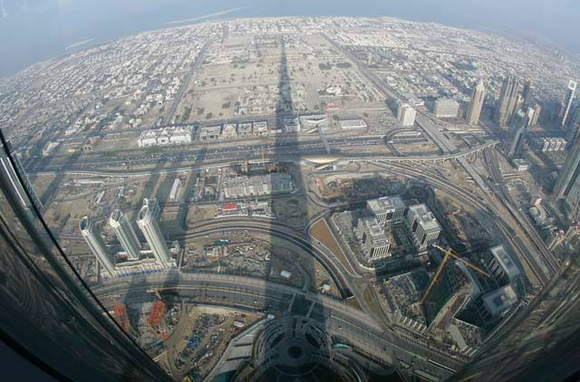 Burj Khalifa Tallest Tower In The World